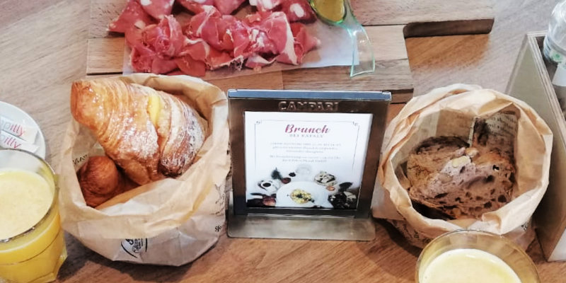 Wochenprogramm: Brunch in Eataly Munich