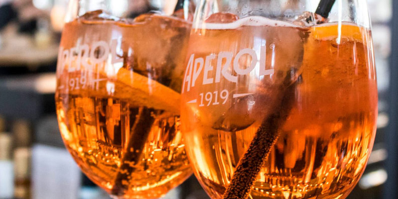 Wochenprogramm: Spritz Night