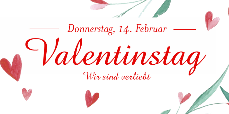 Valentinstag in Eataly Muenchen