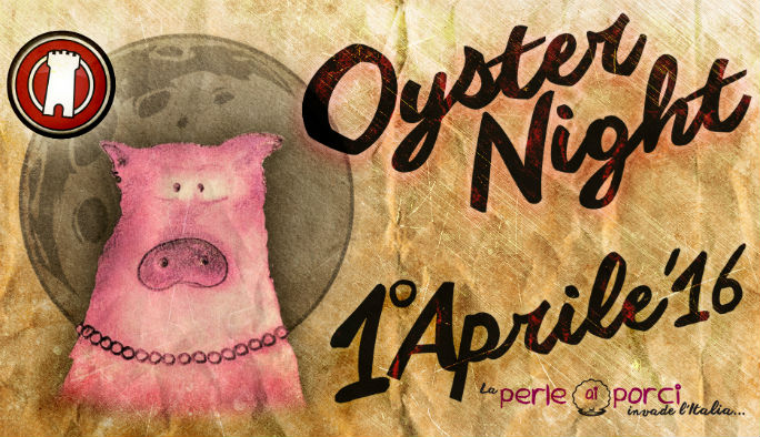 Oyster Night Eataly