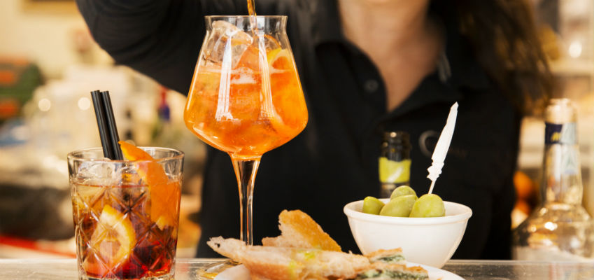 Cocktail, l'aperitivo di Eataly