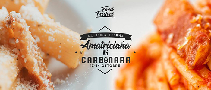 Amatriciana vs Carbonara