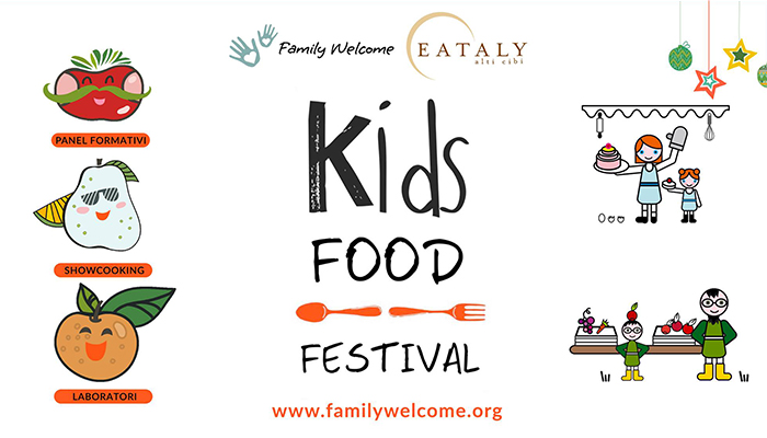 Kids Food Fest - Eataly Roma